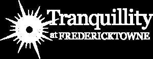 Tranquillity at Fredericktowne Logo