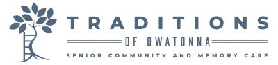 Traditions of Owatonna Logo