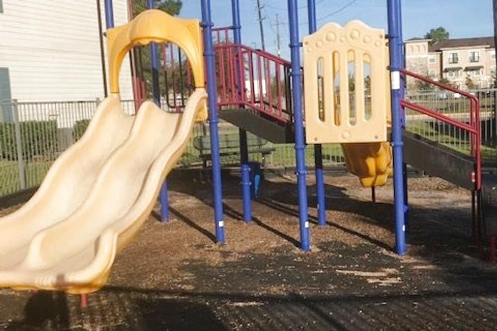 Playground at Parc @ Champion Forest in Houston, Texas