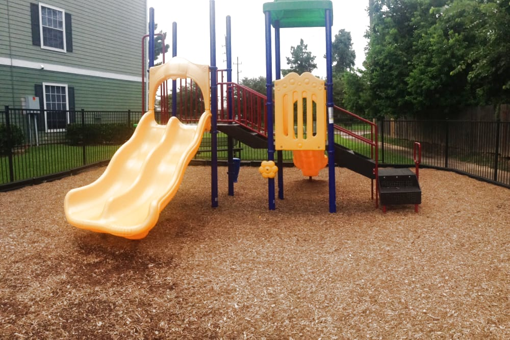 Parc @ Champion Forest offers a playground area in Houston, Texas