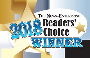 RobinBrooke Senior Living won a Reader's Choice Award!