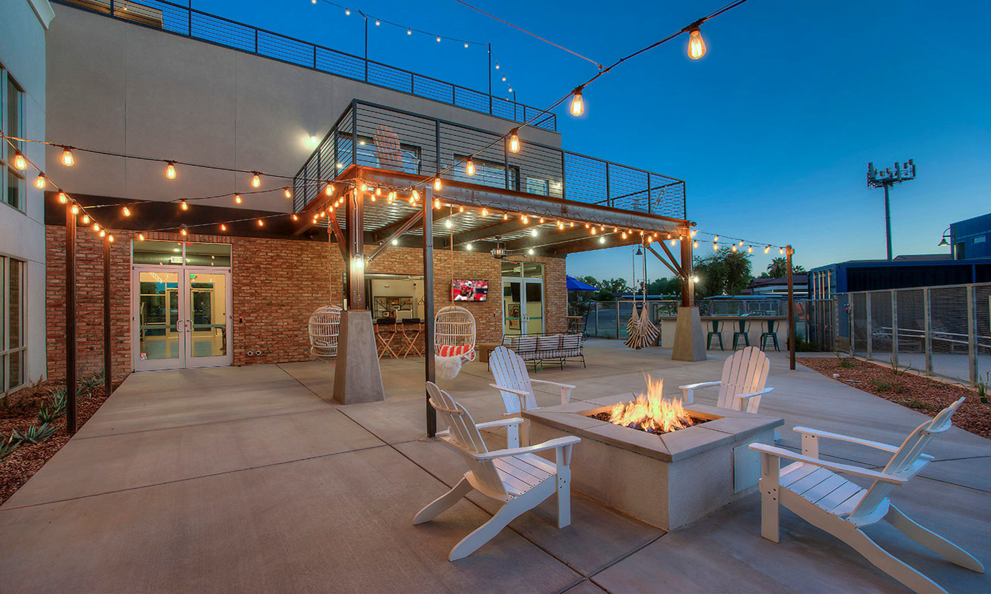 Arizona apartments at District Lofts in Gilbert