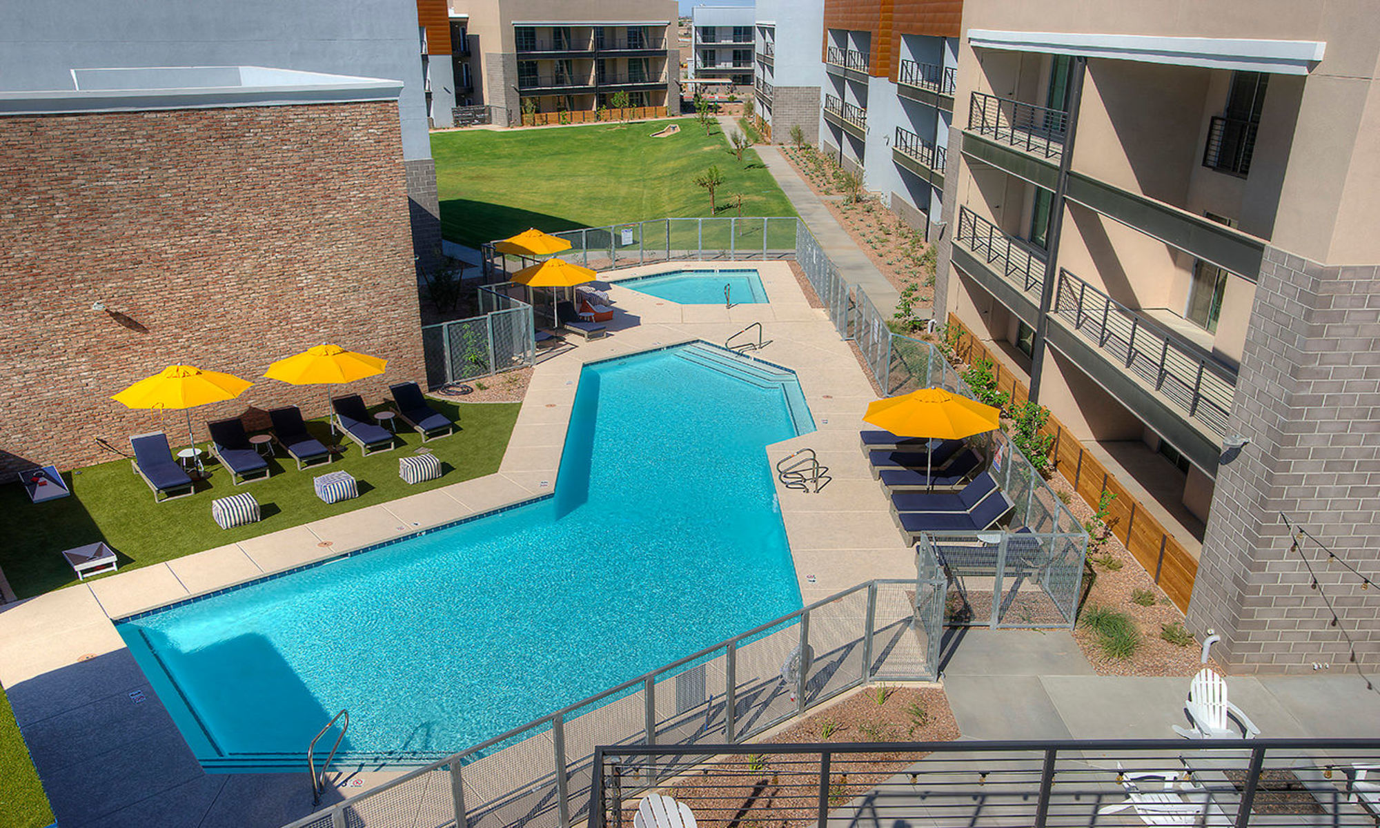 Apartments at District Lofts in Gilbert, Arizona