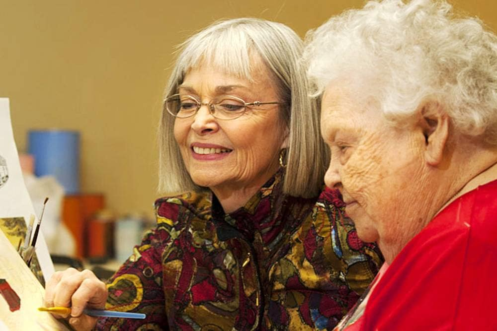 Life enrichment activities at Canoe Brook Assisted Living & Memory Care