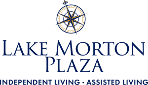 Lake Morton Plaza logo