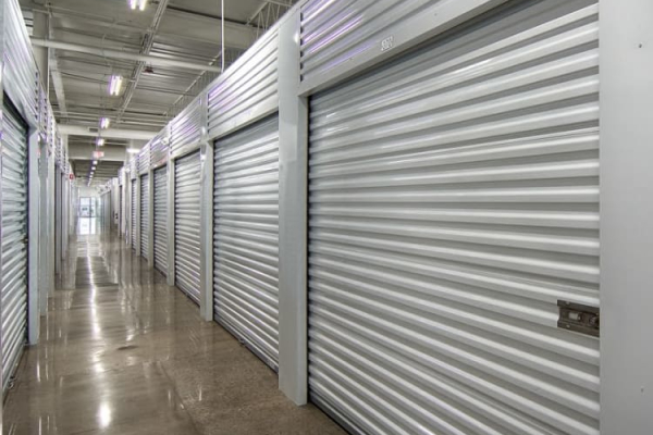 Climate-controlled storage units at Metro Self Storage in Mount Laurel, New Jersey