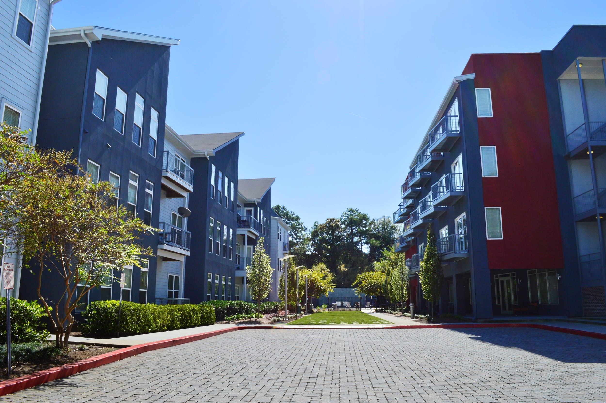 Apartments in Atlanta GA Optimist Lofts