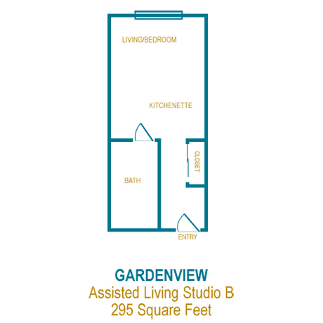 Calumet MI Senior Living Floor Plans