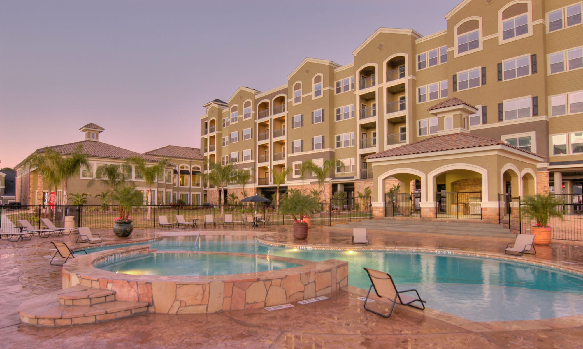 The Woodlands TX Apartments The Abbey on Lake Wyndemere