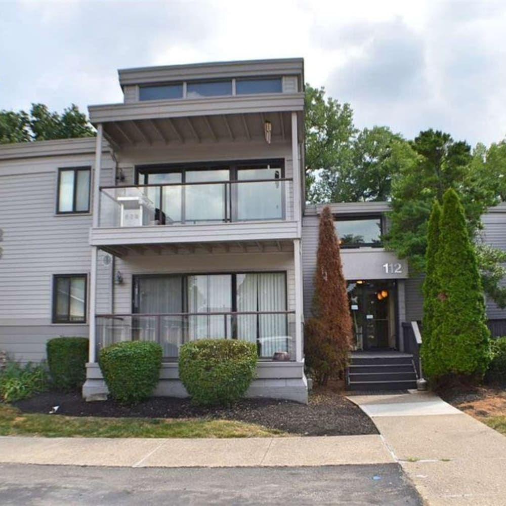 Multi-level home at Legacy Management in Ft. Wright, Kentucky