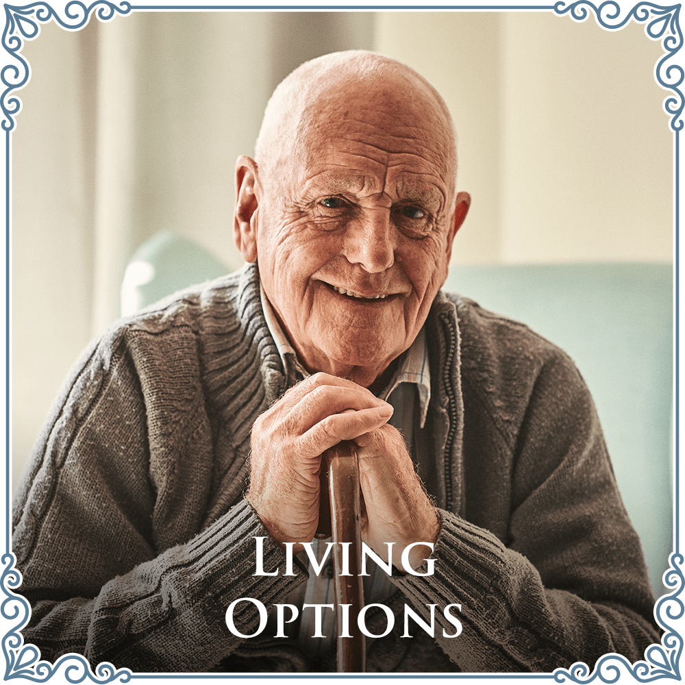 Living options at Beach House Assisted Living & Memory Care at Wiregrass Ranch in Wesley Chapel, Florida