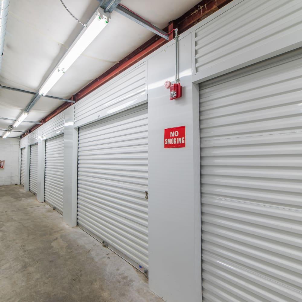 Heated storage units at Sound Storage in Port Orchard, Washington