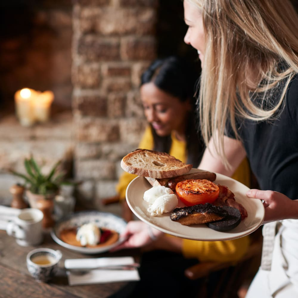 Food and drink near The Seasons at Umstead in Raleigh, North Carolina