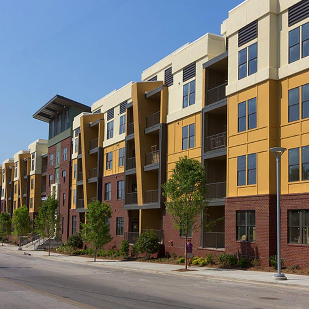 elevenNorth apartments in Nashville, Tennessee