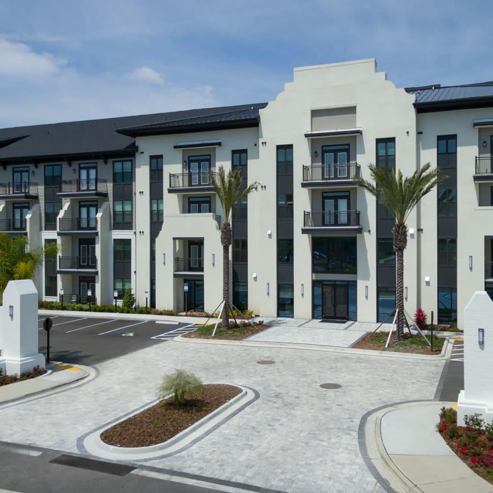 The Jaxon apartments in Jacksonville, Florida