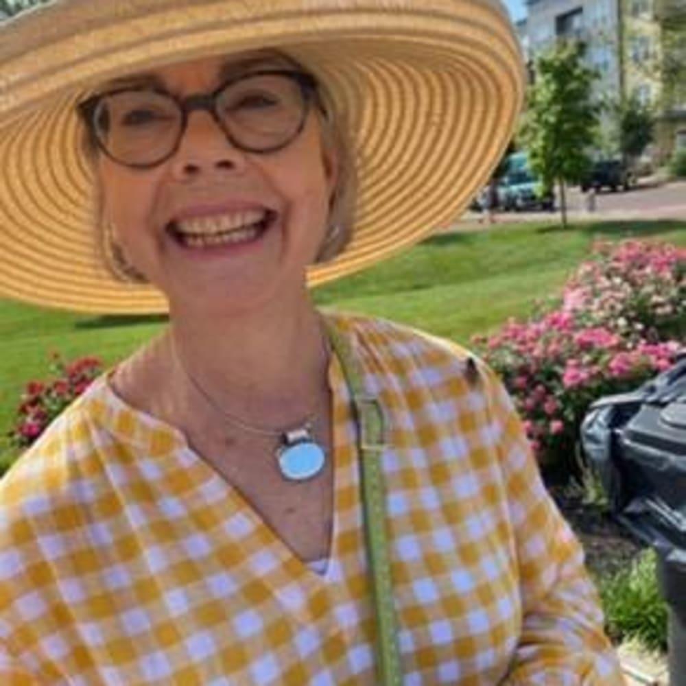 Julie Hinshaw at PLK Communities