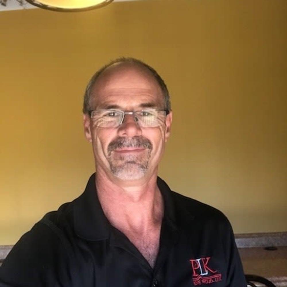 Larry Dietz at PLK Communities