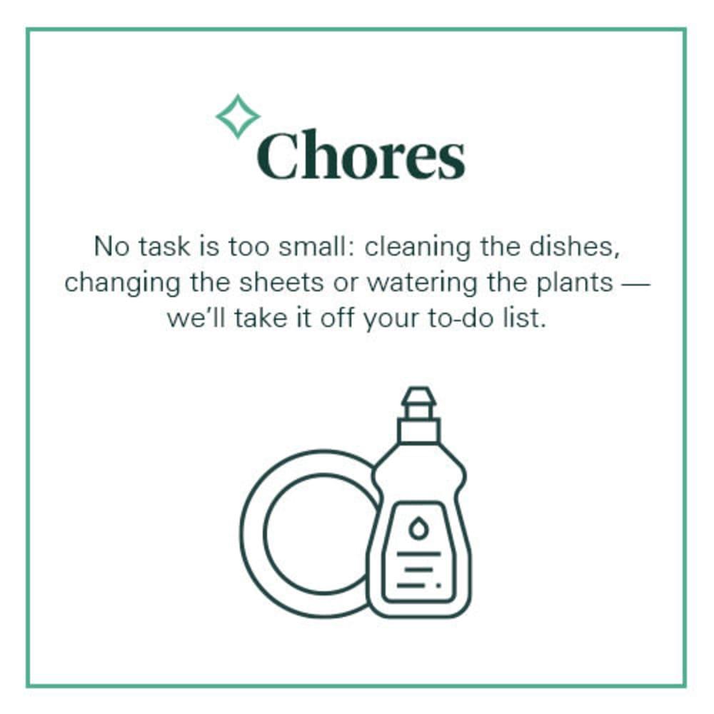 Spruce Chores