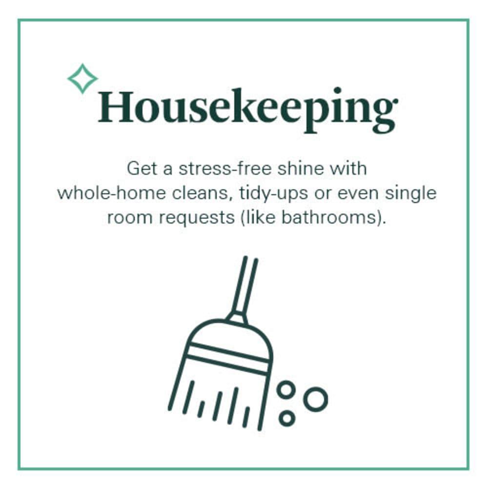 Spruce Housekeeping