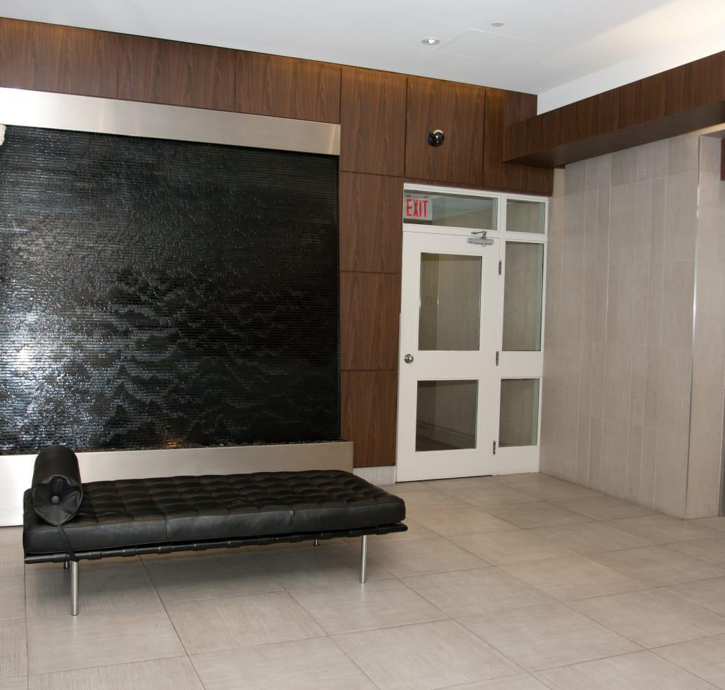 57 Charles at Bay lobby