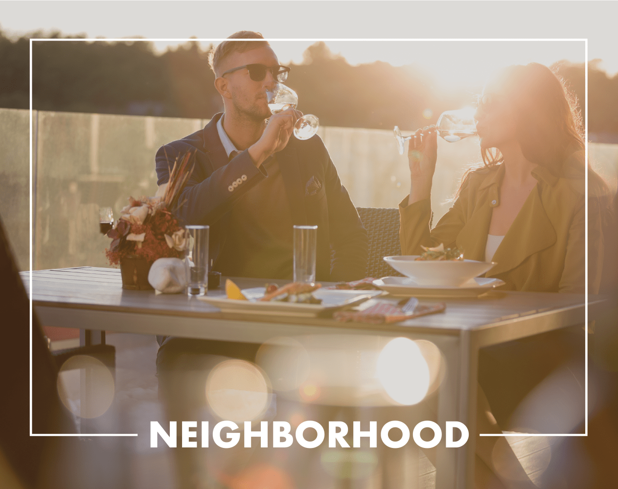 View the neighborhood information near Barcelona Apartments in Tulsa, Oklahoma