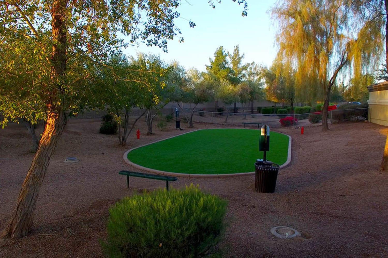 Dog park at 2150 Arizona Ave South in Chandler, Arizona