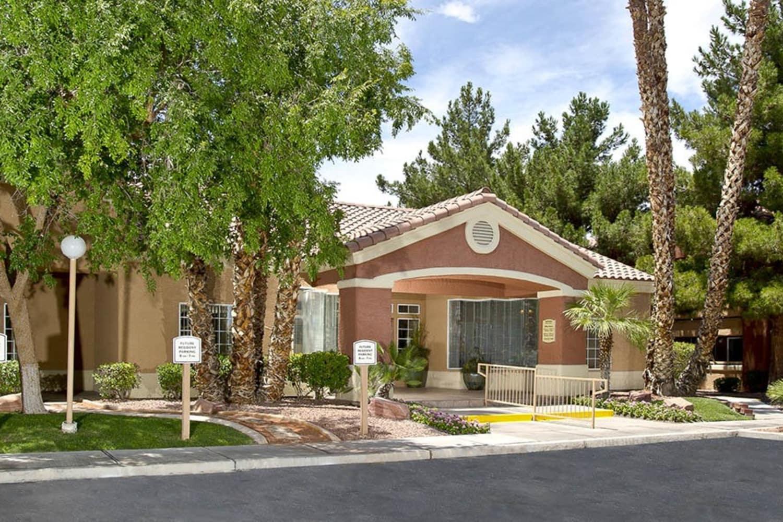 Leasing office at 3055 Las Vegas in Las Vegas, Nevada