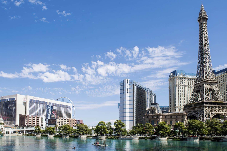 City views near 3055 Las Vegas in Las Vegas, Nevada