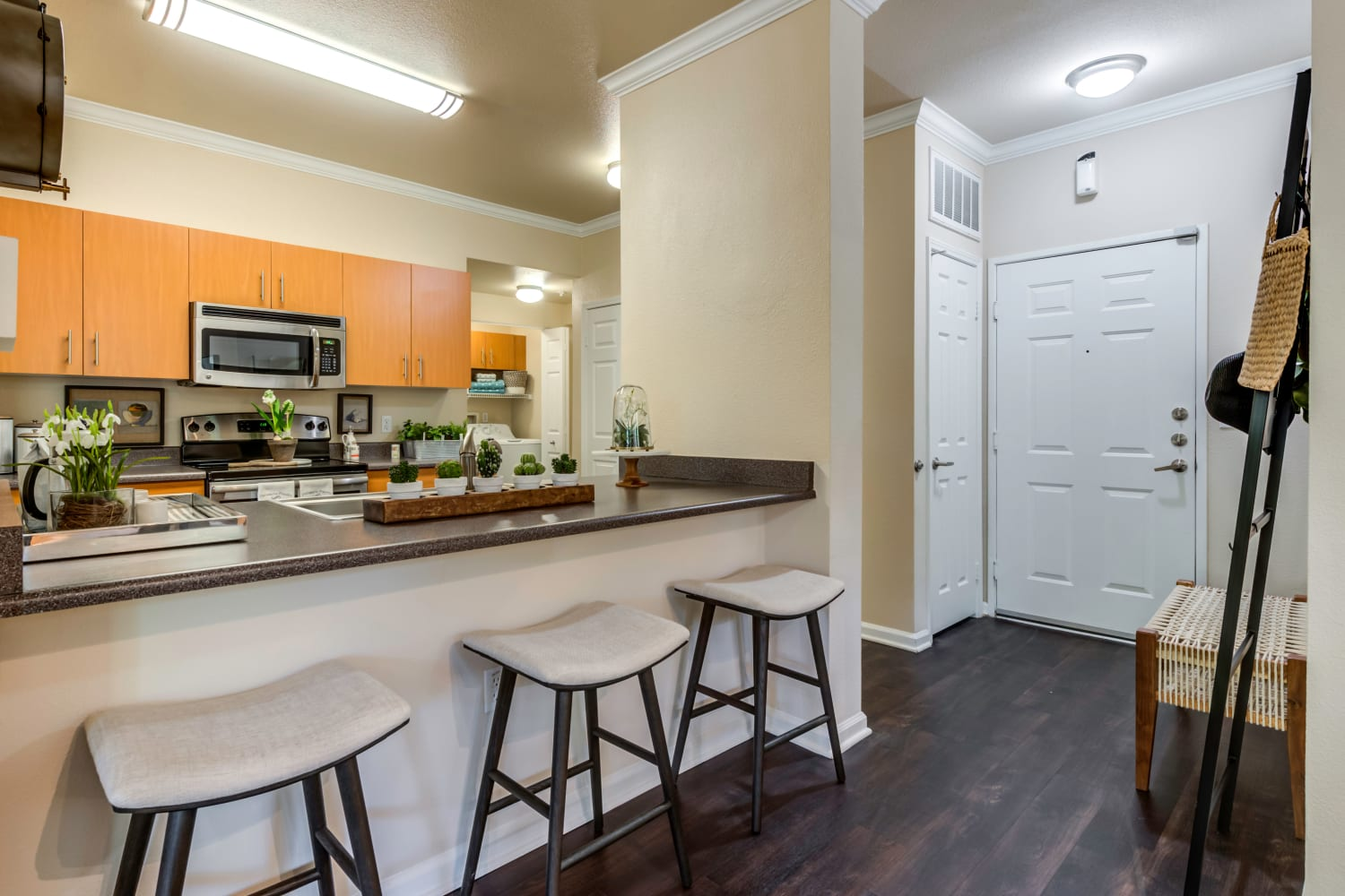 Links at Westridge offers a Kitchen in Valencia, California