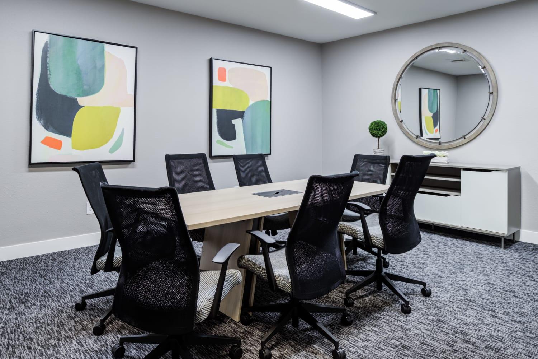 Meeting room at The Knolls at Inglewood Hill in Sammamish, Washington