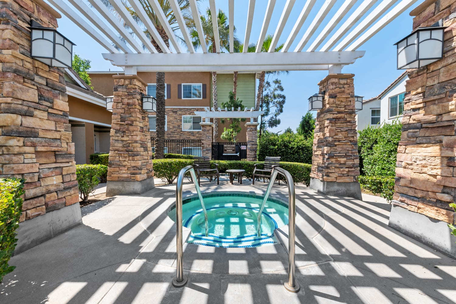 Enjoy Apartments with a BBQ Area at The Village on 5th