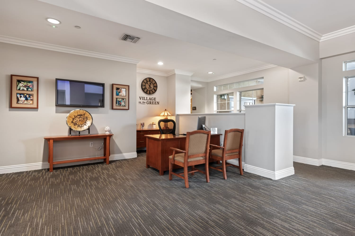 Enjoy Apartments with a Clubhouse at The Village on 5th