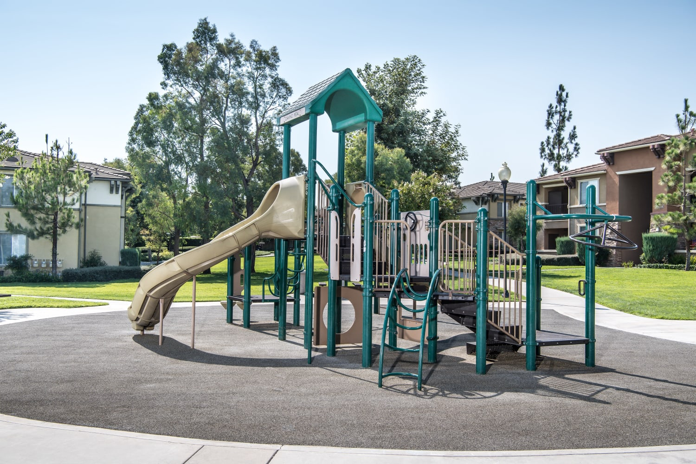 Playground at Camino Real in Rancho Cucamonga, California