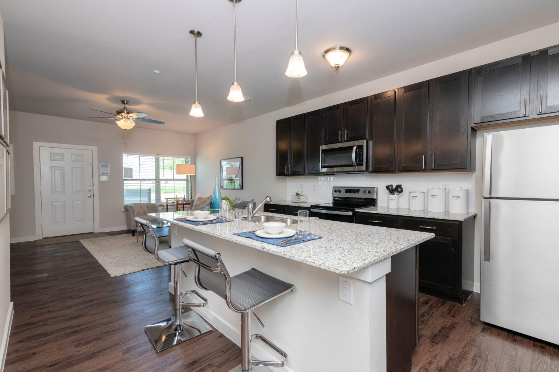 Beautiful kitchen at Waxahachie, Texas