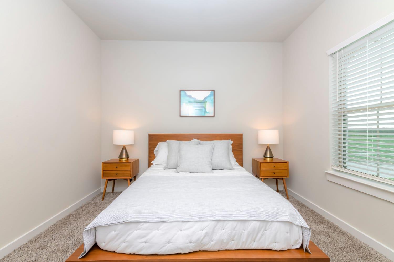 Beautiful bedroom at Waxahachie, Texas