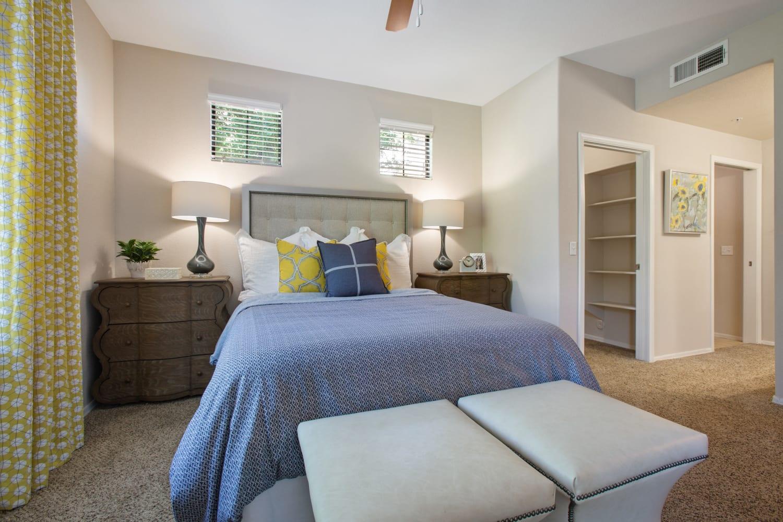 Bedroom at Dobson 2222