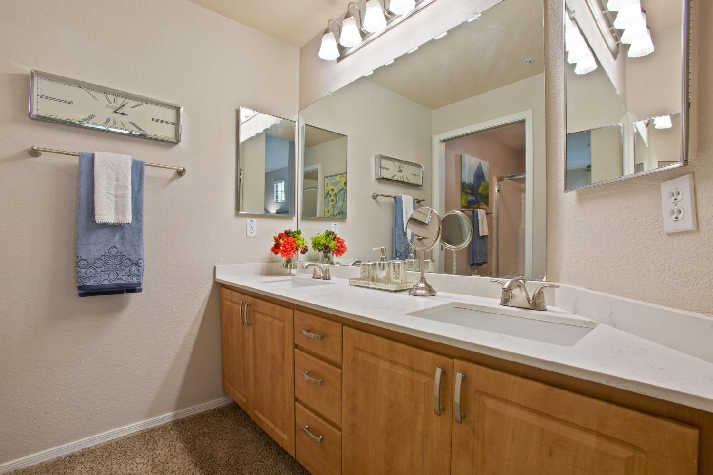 Bathroom at Dobson 2222