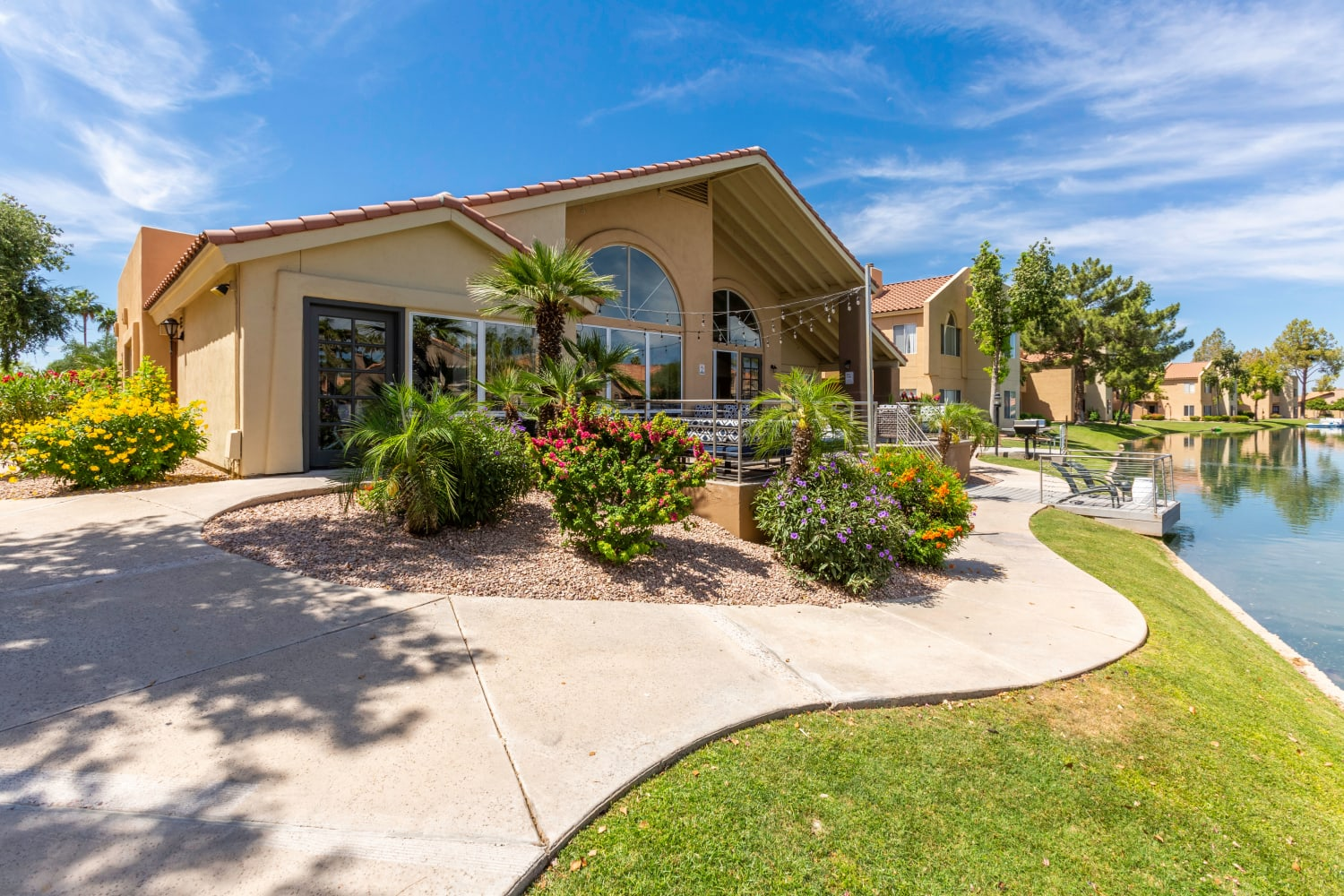 Exterior at Alcove at the Islands in Gilbert, Arizona
