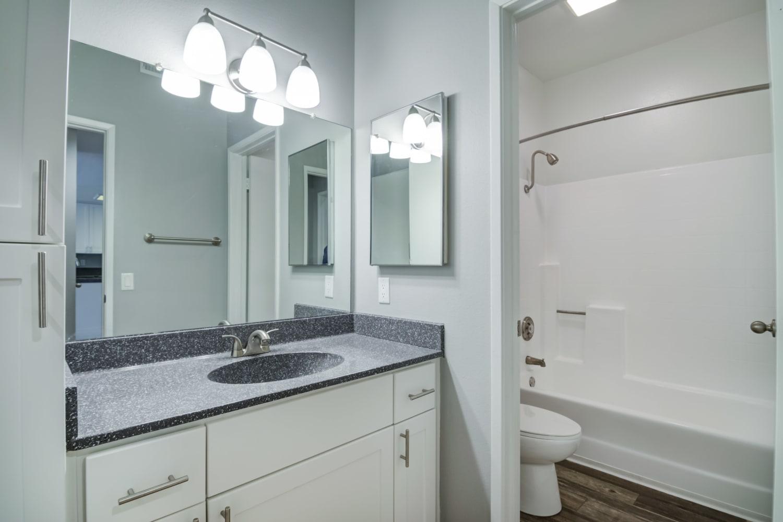 Bathroom at Fashion Terrace in San Diego, CA