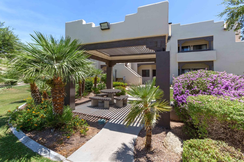 Park at Casa Santa Fe Apartments in Scottsdale, Arizona