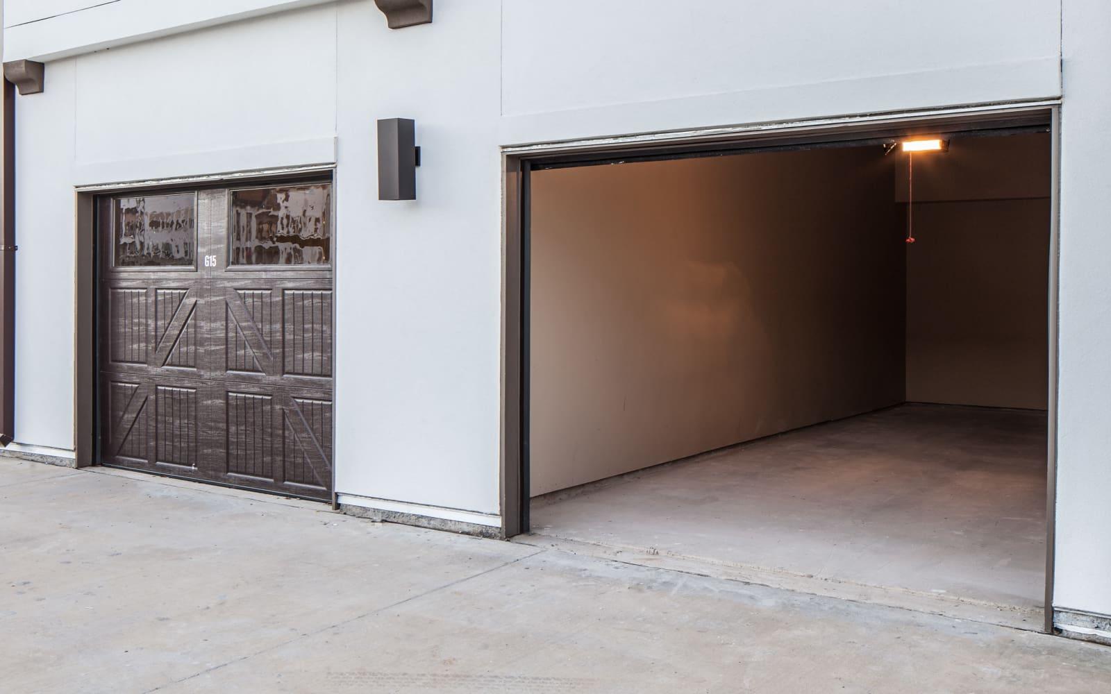Garage at The High Grove in Baton Rouge, Louisiana
