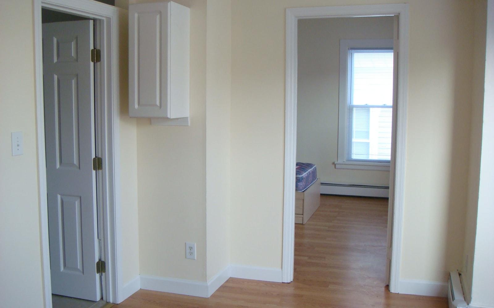 Entry into bedrooms at 400 Atlantic in Bridgeport, Connecticut