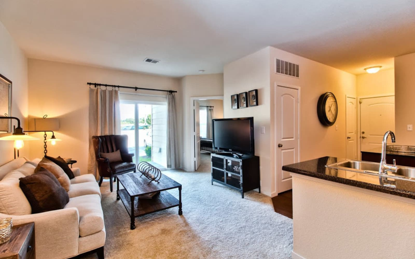 Spacious floor plans at Aventura at Mid Rivers in Saint Charles, Missouri.