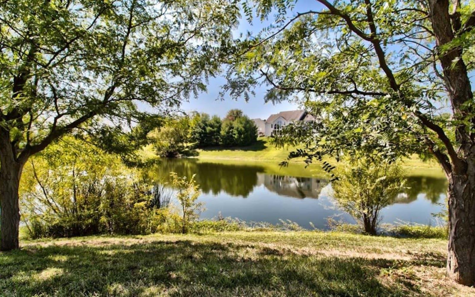 Beautiful parks near Aventura at Richmond in Saint Peters, Missouri