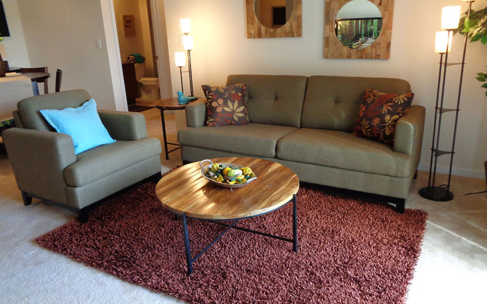 Spacious floor plans at Aventura at Richmond in Saint Peters, Missouri.