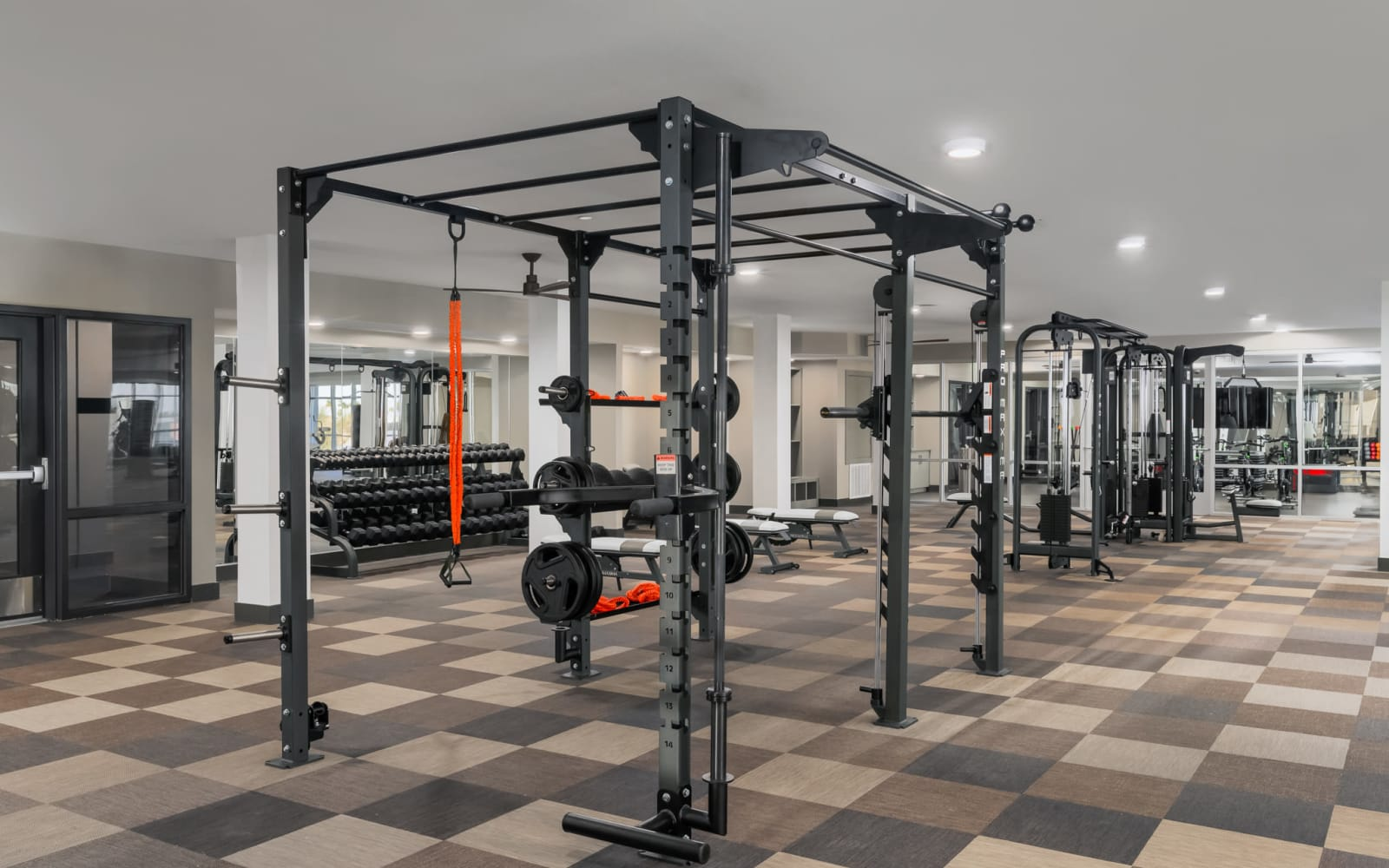 District at Scottsdale gym and fitness center