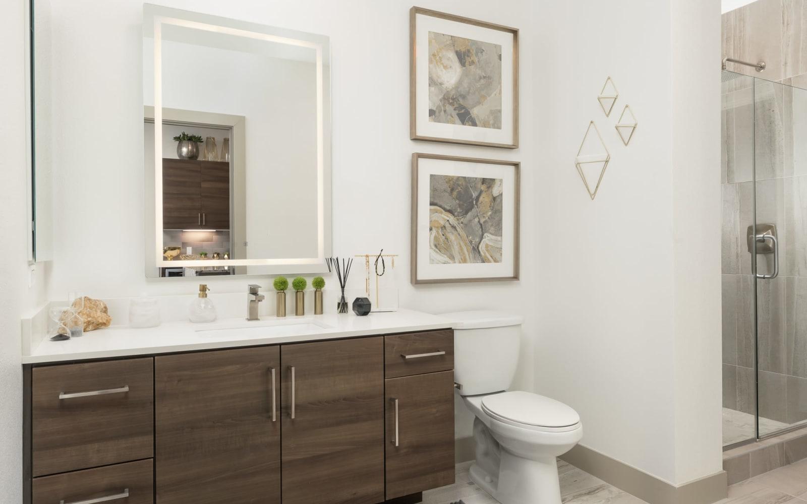 District at Scottsdale Bathroom Vanity