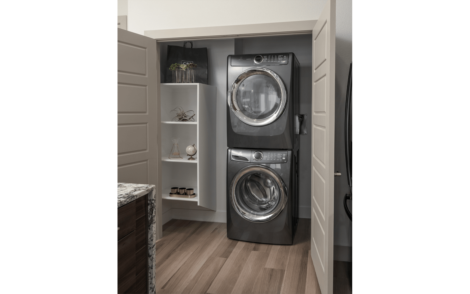 Convenient washer and dryer at The District at Scottsdale
