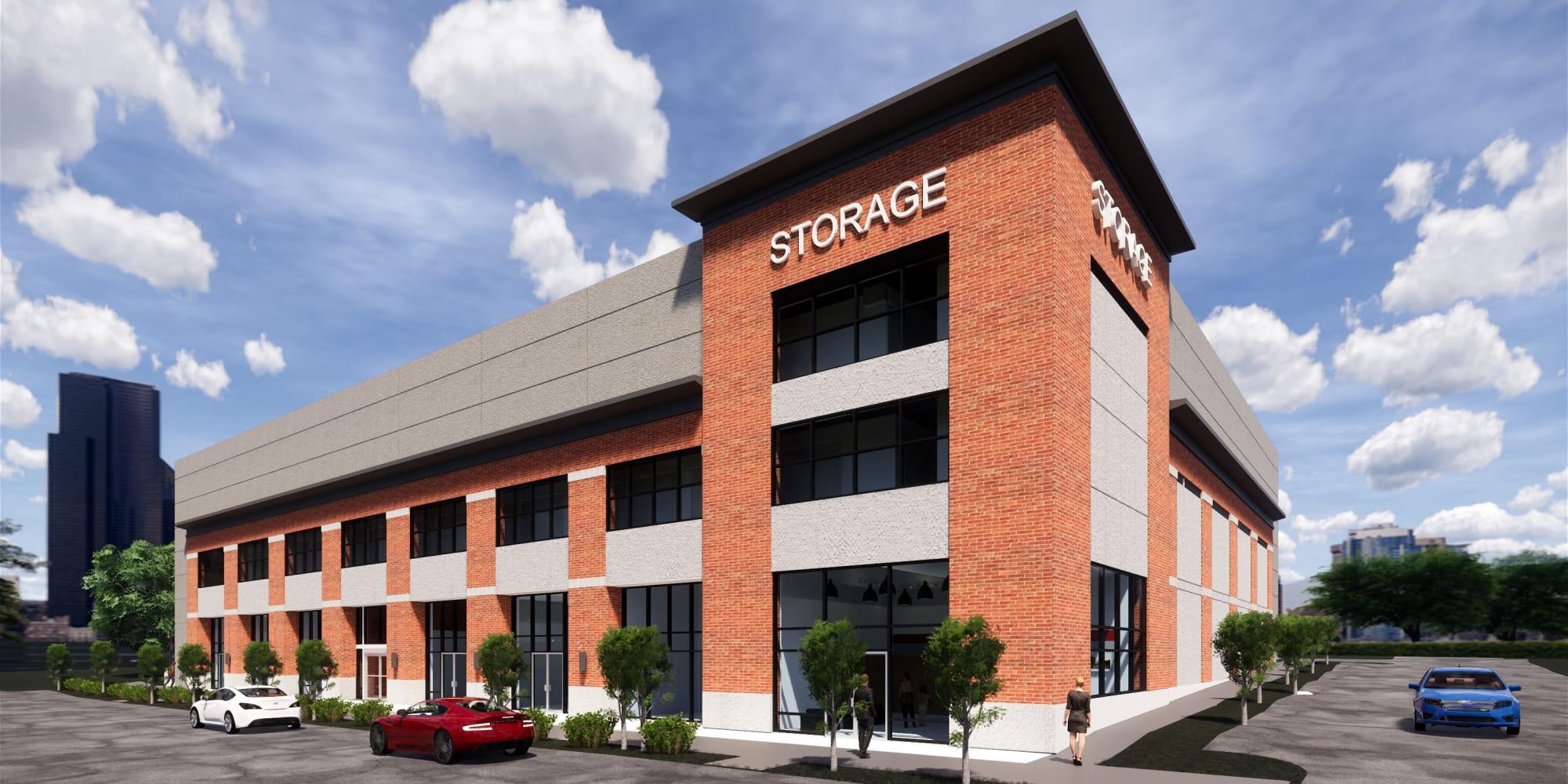 Spacebox Storage Nashville in Nashville, Tennessee