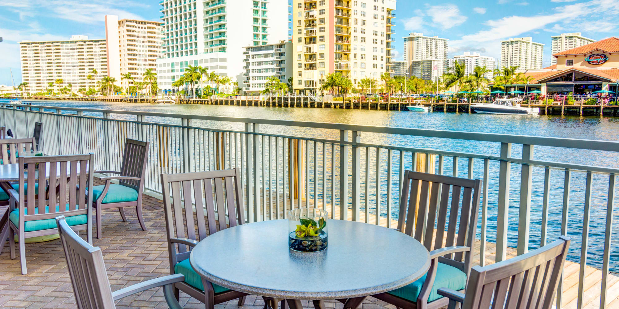 Senior living in Fort Lauderdale, Florida at The Meridian at Waterways